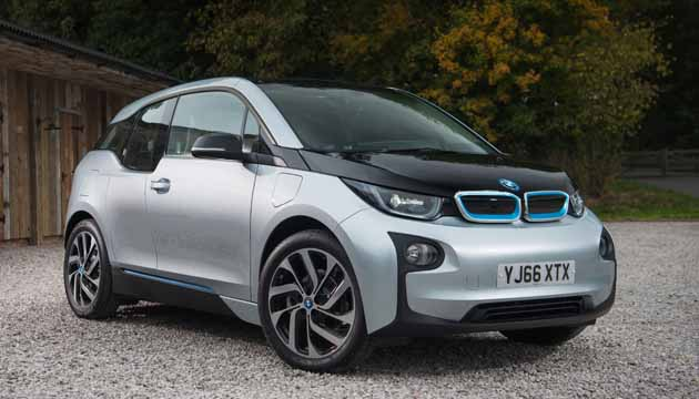 WINNER: BMW i3 94 Ah