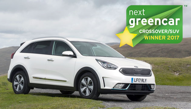 WINNER: Kia Niro Plug-In Hybrid