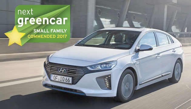 COMMENDED: Hyundai IONIQ Plug-In