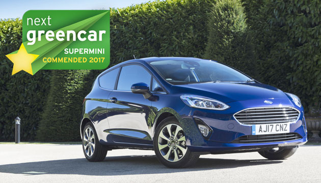 COMMENDED: Ford Fiesta
