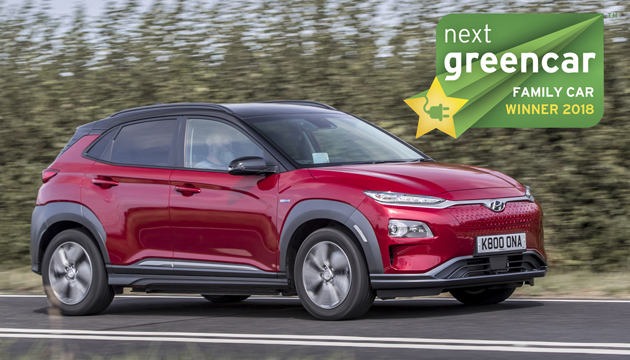 WINNER: Hyundai Kona Electric