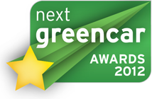 Next Green Car Awards 2012