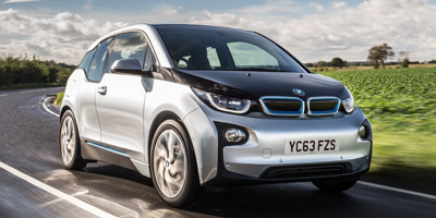 BMW i3 REX Top 5 PHEVs UK