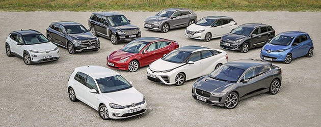 Lots of EVs are coming