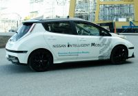 nissan-to-put-autonomous-cars-on-london-roads-next-month