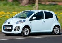 New Citroen C1 achieves 65 mpg