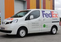 Nissan tests NV200 electric van in London
