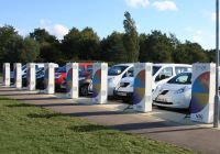 vehicletogrid-smart-chargers-installed-at-nissan-rd-centre