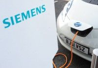 Nissan LEAF chosen for Siemens fleet