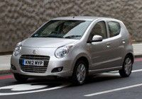 New Suzuki Alto achieves 65 mpg