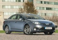 New Toyota Avensis now available