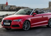 Audi A3 Cabriolet 1.6TDI SE review Image