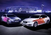 BMW 'eye' used to train Olympic athletes