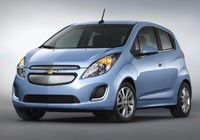 Chevrolet Spark EV announced for 2014