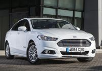 Ford Mondeo hybrid review Image