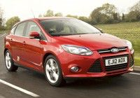 Ford Focus Zetec EcoBoost review Image