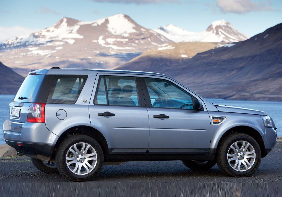 land rover freelander ii td4e review. Black Bedroom Furniture Sets. Home Design Ideas