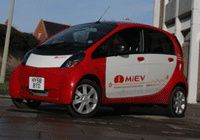 Mitsubishi iMIEV (electric) review