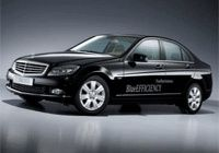 Mercedez-Benz C180K BlueEfficiency review