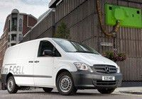 Details of vans eligible for Plug-in Grant