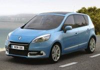 Renault Megane Scenic review Image
