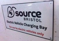Source Bristol charging network launched