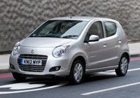 Suzuki Alto is UK's cheapest car to own