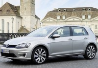 VW Golf GTE plug-in hybrid review Image
