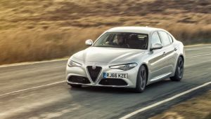 Alfa Romeo Giulia 2.2 Turbo Diesel review