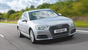 Audi A4 2.0 TDI Ultra review