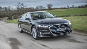 Audi A8 50 TDI quattro review