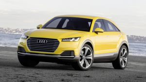 Three Audi EVs due by 2020