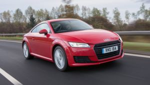 Audi TT Coupe TDI ultra review