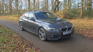 BMW 330e review