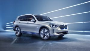 BMW unveils Concept iX3 at Beijing