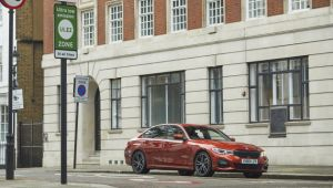 BMW adds geofence technology to PHEV range