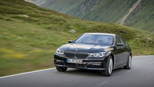 BMW 740e PHEV range goes on sale