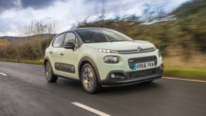 Citroen C3 BlueHDI review
