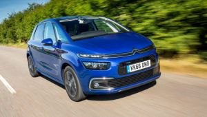 Citroen C4 Picasso 2.0 BlueHDi review