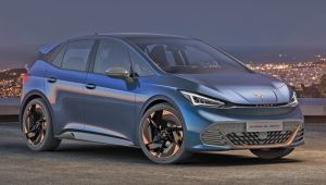 Cupra El-Born unveiled