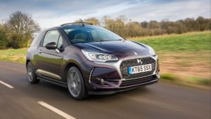 DS 3 Cabrio 1.6 BlueHDi review