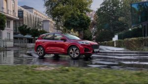 Ford launches Kuga Hybrid aimed at diesel car owners