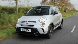 Fiat 500L Trekking Beats Edition 1.6 MultiJet II review