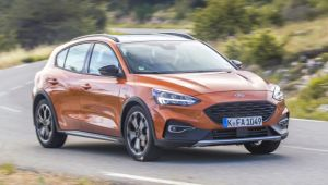 Ford Focus Active 1.0 EcoBoost 125PS review