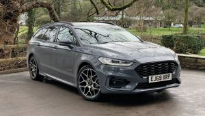 Ford Mondeo Hybrid estate review
