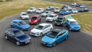 Company car drivers could save thousands by switching to electric