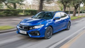 Honda Civic 1.6 i-DTEC first drive