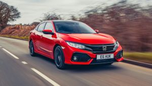 Honda Civic 1.0 VTEC Turbo review