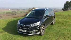 Honda CR-V 1.6 i-DTEC review