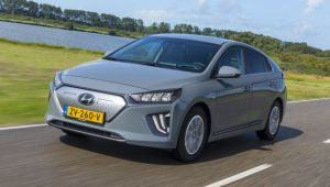 Hyundai Ioniq Electric first drive